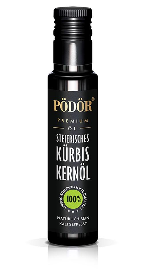 Steirisches Kürbiskern Öl