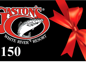 Gaston's $150 Gift Card