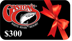 Gaston's $300 Gift Card