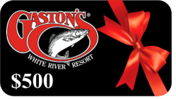 Gaston's $500 Gift Card