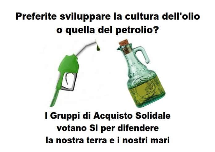 Olio o petrolio