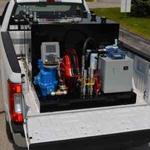 Fuel Station 400 Skid