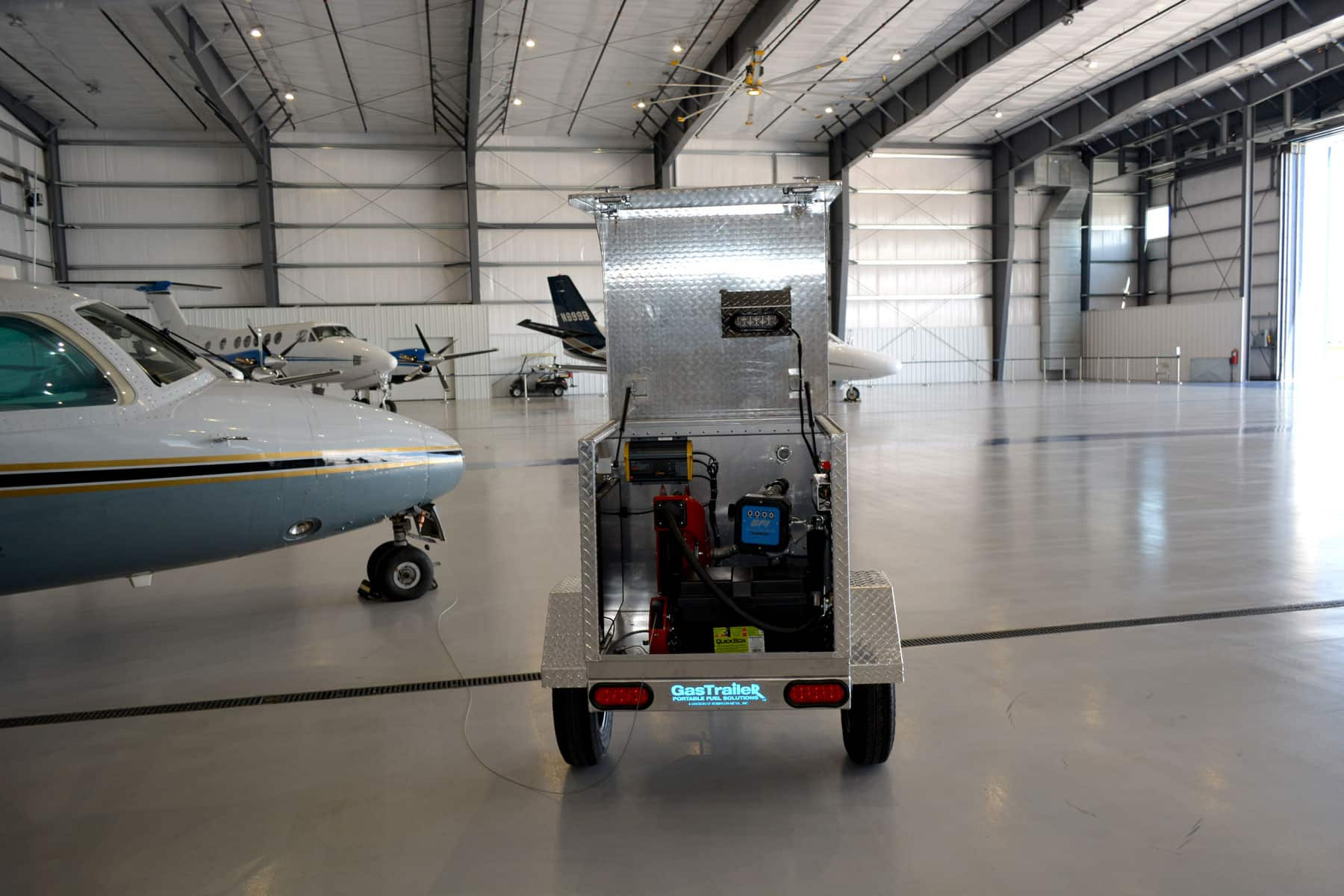 You are currently viewing Robinson's portable fuel tank trailer brings gas where it's needed