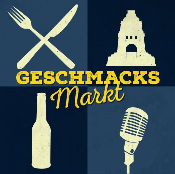 Geschmacksmarkt Leipzig Logo