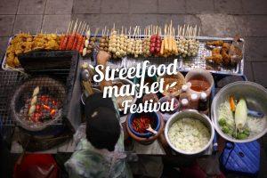 Street Food Market Festival Leipzig