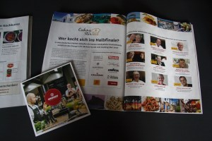 Eat Smarter Cooking Star im Lukullust Zeitung