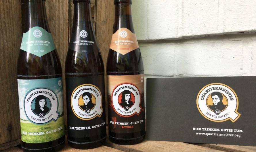 Quartiermeister: Bier für den Kiez