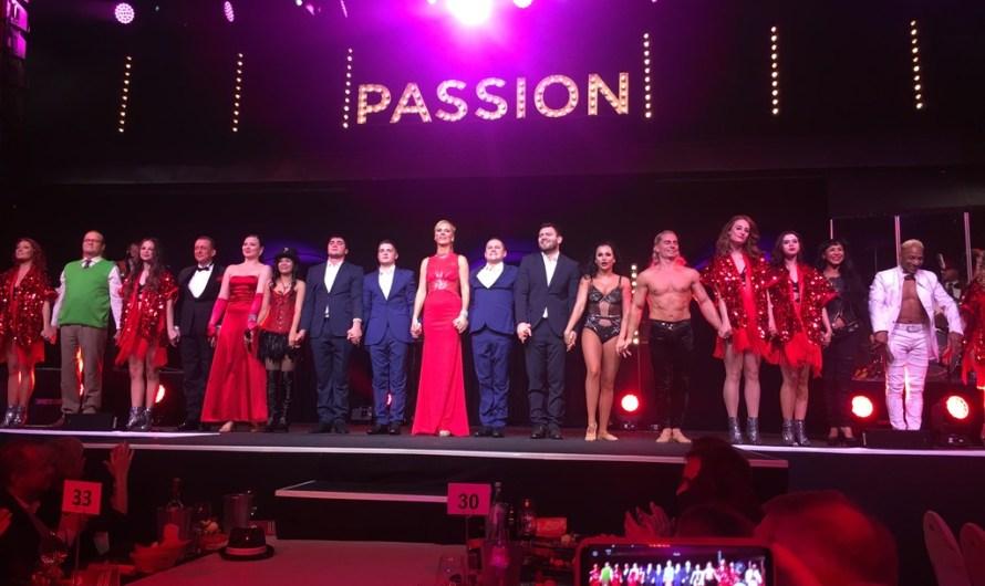 Passion – Die Dinnershow Leipzig 2018