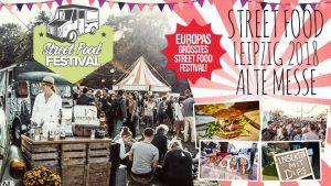 Streetfoodfestival 2018 Alte Messe