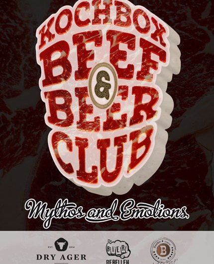 Kochbox Beer & Beef Club