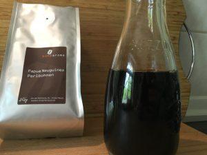 Extrastarker Kaffee