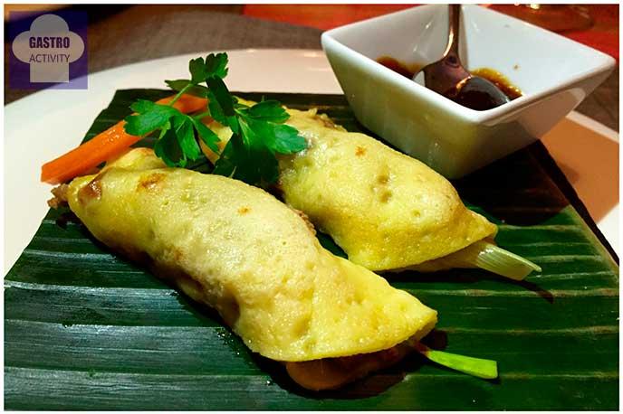 Pritchon Namit Gastrobar comida filipina Madrid