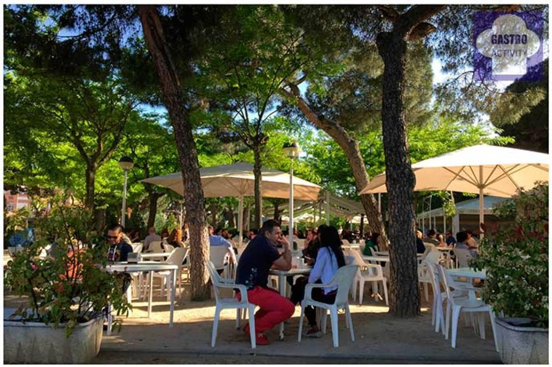 Terraza La Paloma parque Dehesa de la VIlla 12 terrazas de Madrid en 2016 para disfrutar