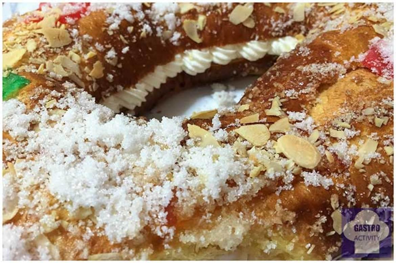 Mejores roscones de Madrid de 2016 Pasteleria Venecia