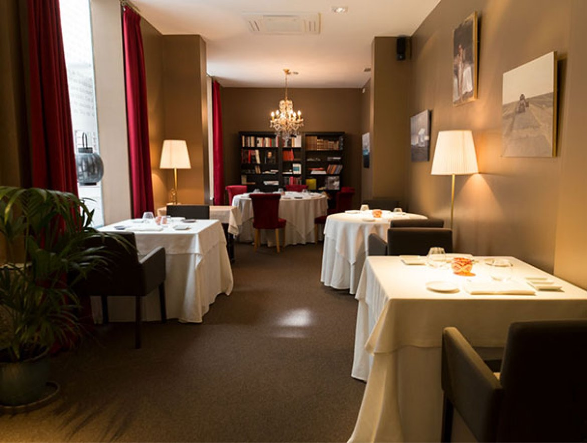 Comedor Restaurante Arrayan Madrid