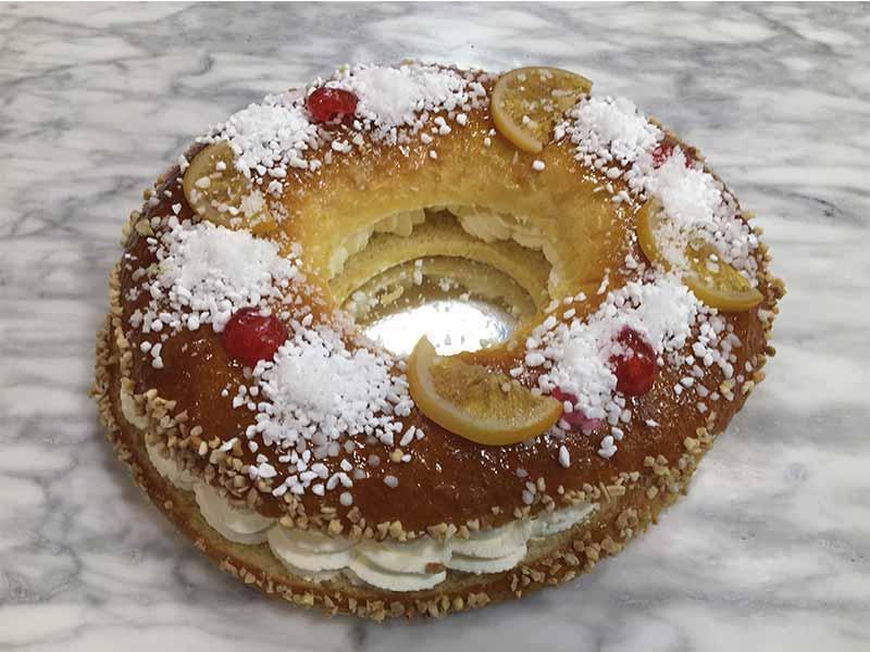 roscon de PANOD Los mejores roscones de Madrid en 2017