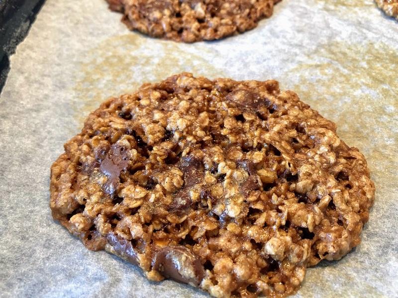 Glutenfri og laktosefri cookies