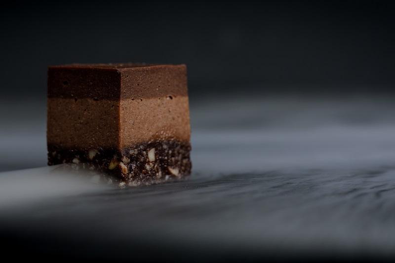 Triple chokoladekage