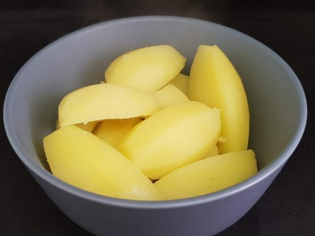 Kartofler sous vide