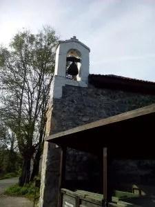 Campana iglesia El Mazucu
