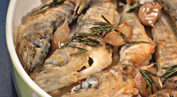 Рыба ледяная в пикантном соусе, пошаговый рецепт с фото