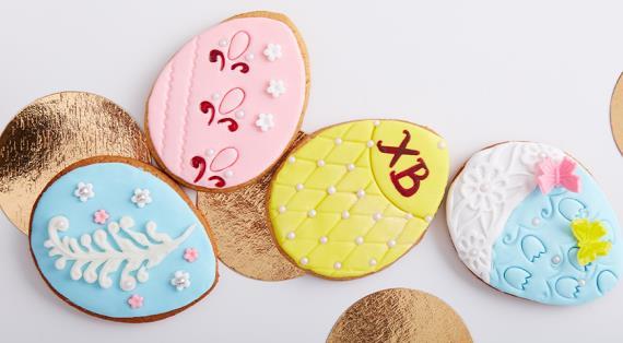 Biscuits avec cardamomon