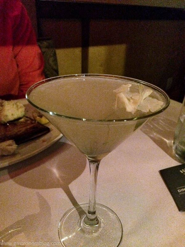 Bonefish Grill Fall Pear Martini