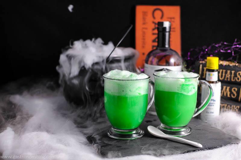 polyjuice potion a harry potter vodka and lime sherbet punch
