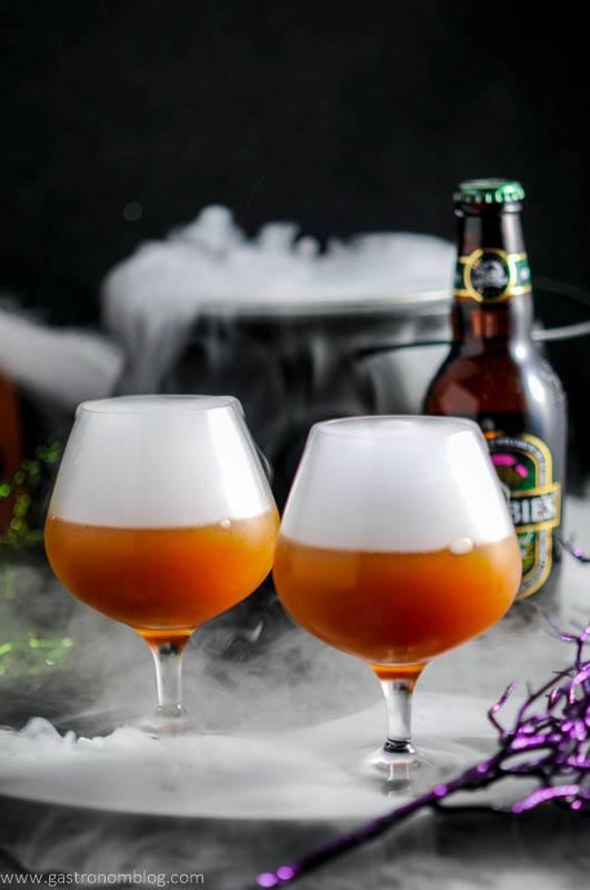 Bourbon Butterbeer Cocktail