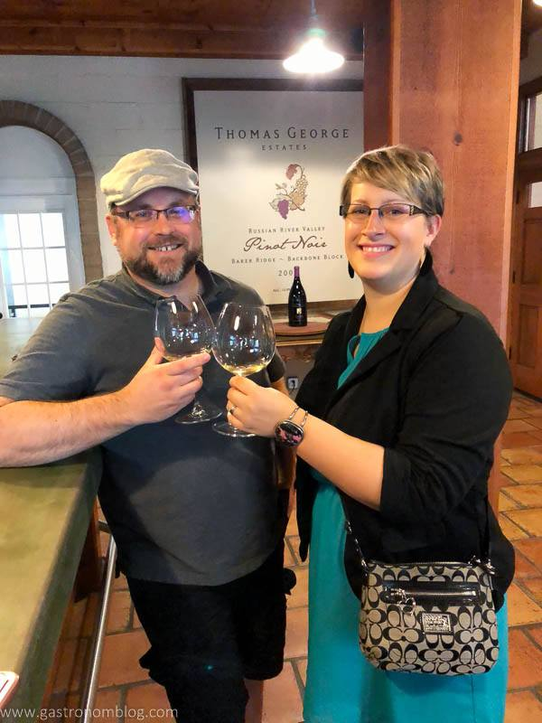 The Gastronom visits Thomas George Estates