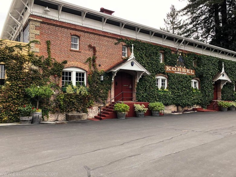 The Korbel Winery