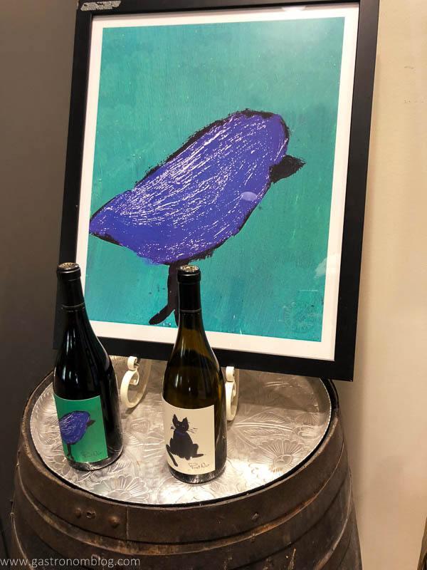 Special labels on Gloria Ferrer Vineyards still wines help support Sonoma Valley's WillMar Center for Bereaved Children.