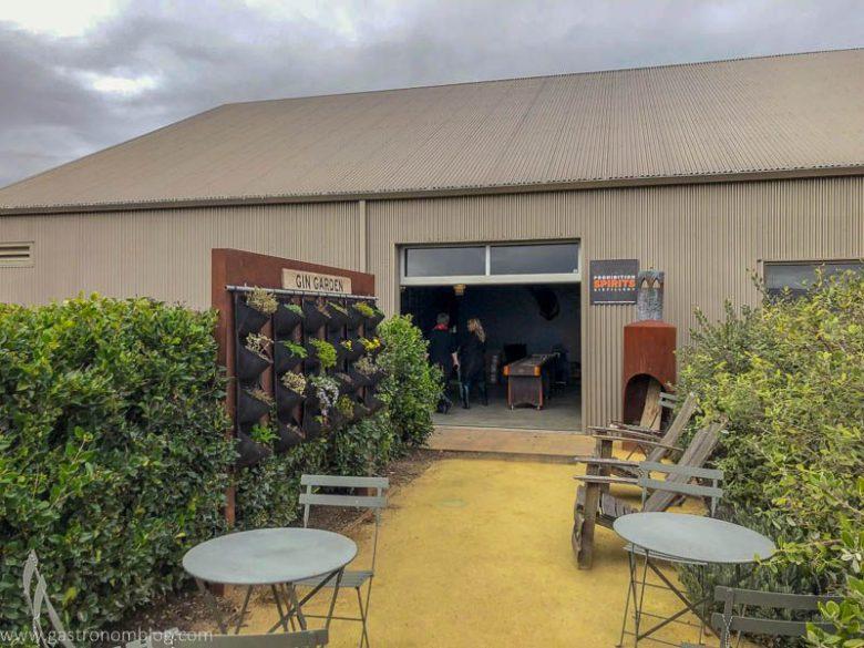 The Gin Garden at Prohibition Spirits in Sonoma California