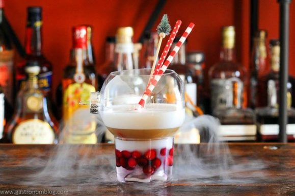 Mrs. Claus Cocktail - Christmas Drink | Gastronom Cocktails