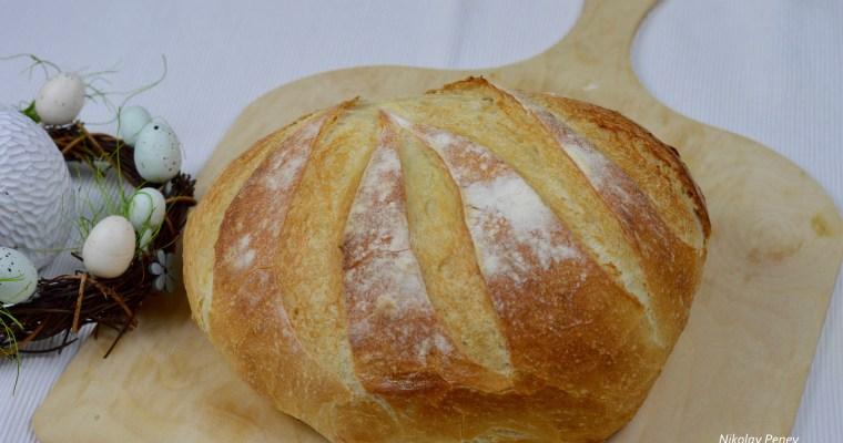 Boule-Френски кръгъл хляб