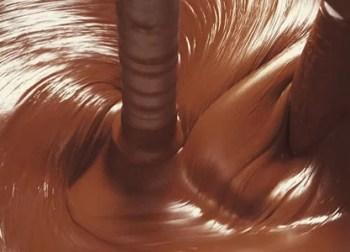 Conchage du chocolat