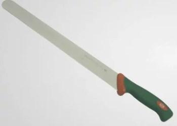 Couteau à jambon manche plastique