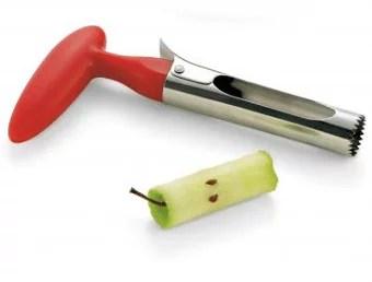 Étrogneur de pommes à poignée