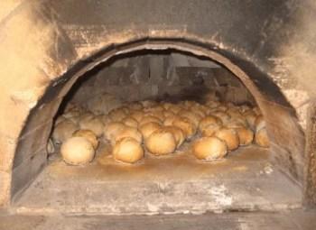 Four à pain traditionnel