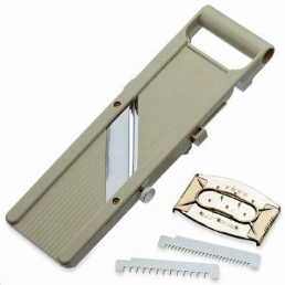 Mandoline japonaise en époxy multi-lames