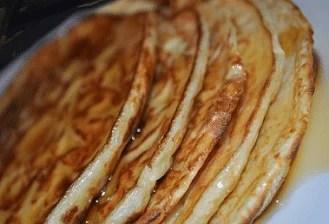 Pancakes au babeurre