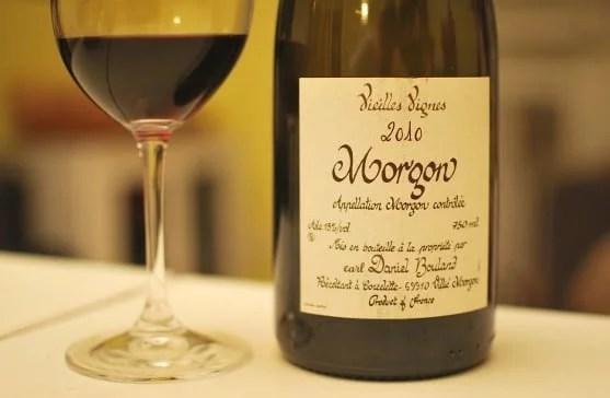 Morgon Vieilles Vignes 2010