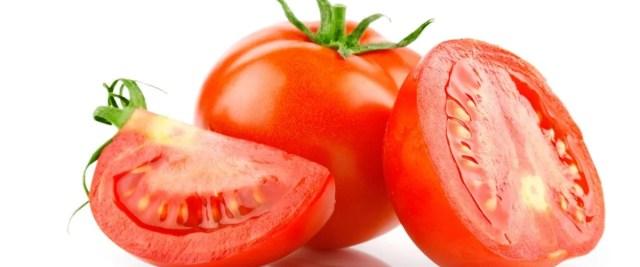 Coupe de tomate
