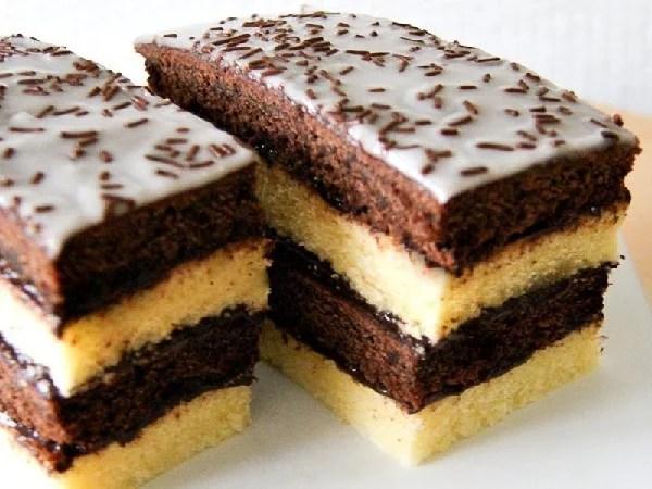 Napolitains au chocolat