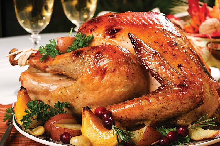 Dinde du Thanksgiving