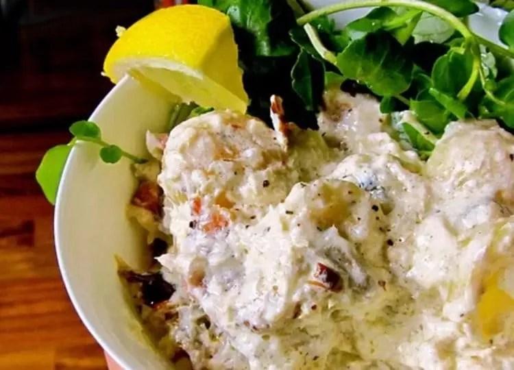 Salade cauchoise