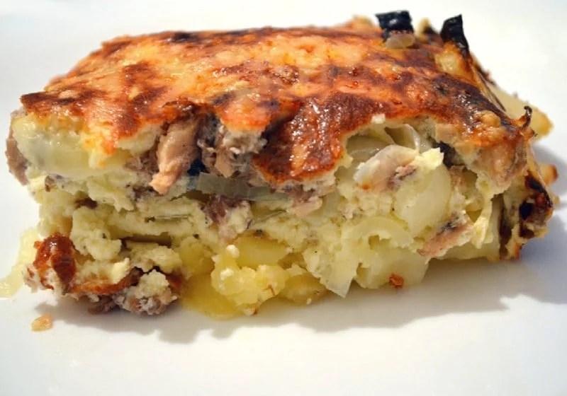 Kartofel'naya zapekanka