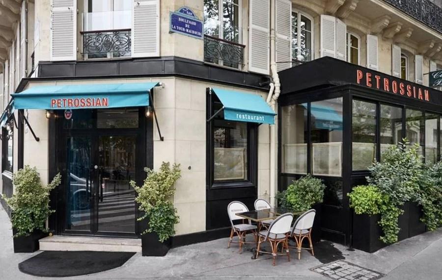 Petrossian rue de La Tour-Maubourg à Paris
