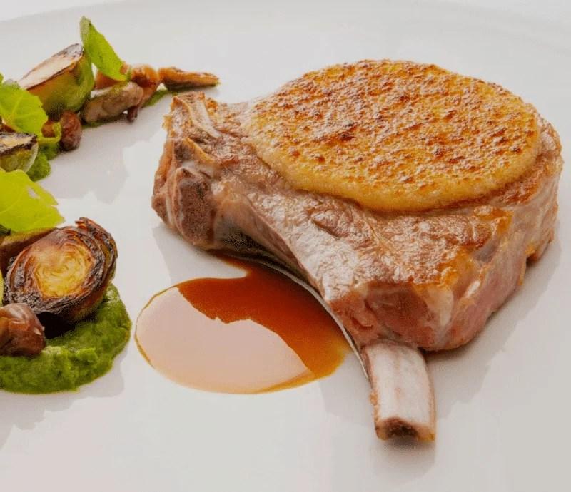 Côte de veau Foyot