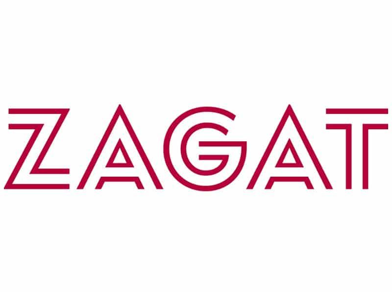 Logo du guide Zagat